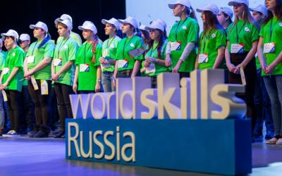 Томская студентка-ветеринар стала призером Всероссийского чемпионата World Skills Russia