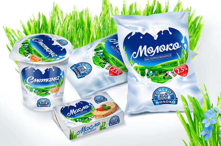 Компания томское молоко официальный сайт создание оконного сайта